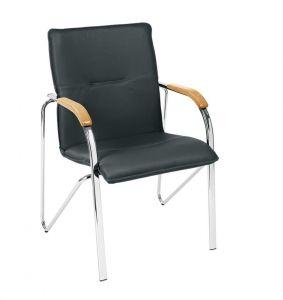 Samba black krēsls  66.00